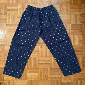 Polo Ralph Lauren All Over Pony Print Pajama Pants